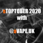 Stoptober 2020 with aVAPE