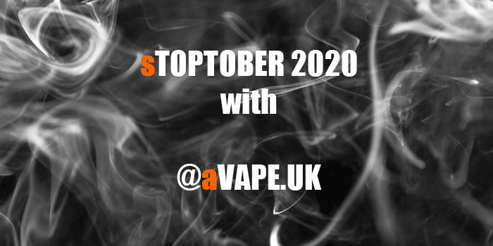 Stoptober 2020 with aVAPE