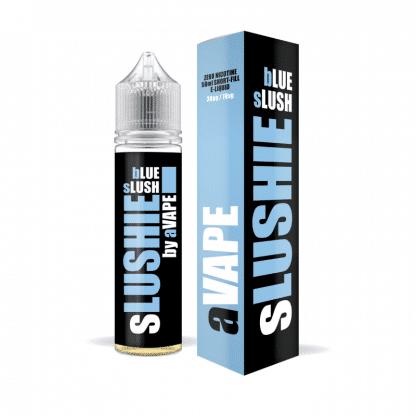 Blue Slush Slushie by aVAPE