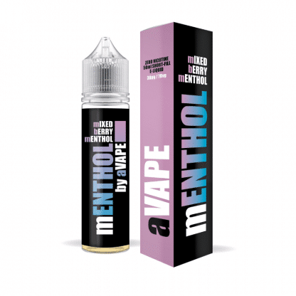 Mixed Berry Menthol - Menthol by aVAPE
